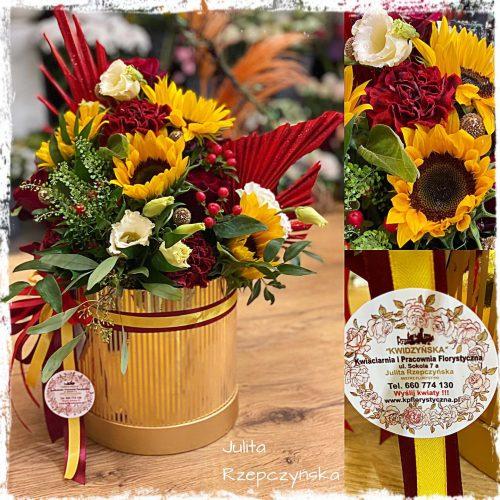 Box kwiatowy 1