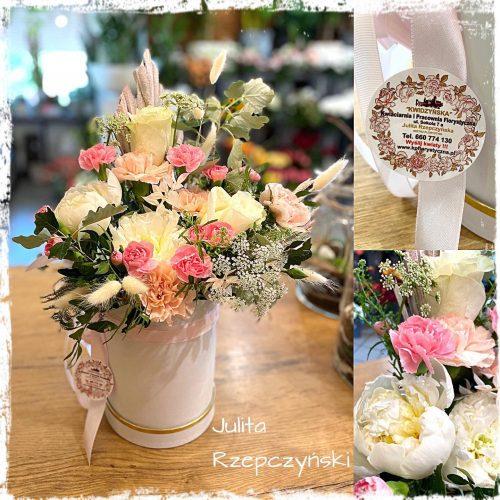 Box kwiatowy 10