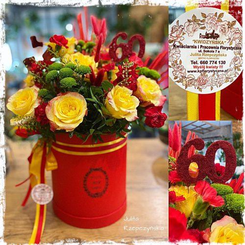 Box kwiatowy 11