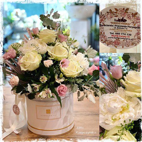 Box kwiatowy 12
