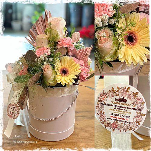Box kwiatowy 14