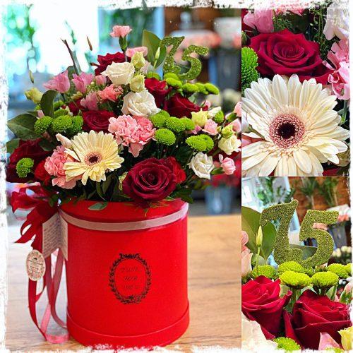 Box kwiatowy 15