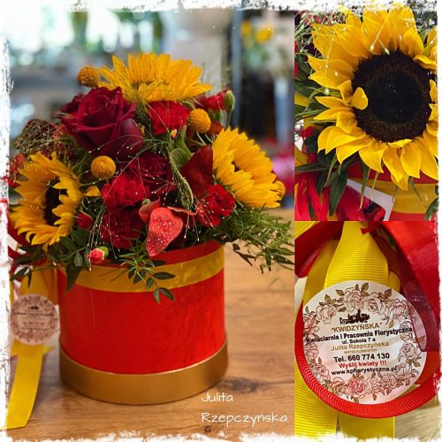 Box kwiatowy 2