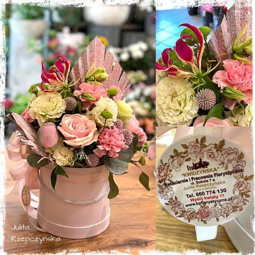 Box kwiatowy 3