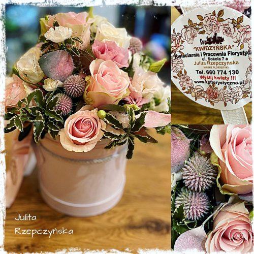 Box kwiatowy 4