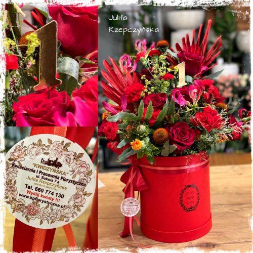 Box kwiatowy 5