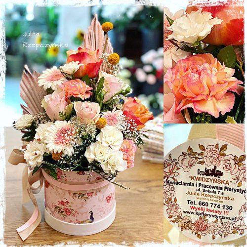 Box kwiatowy 6