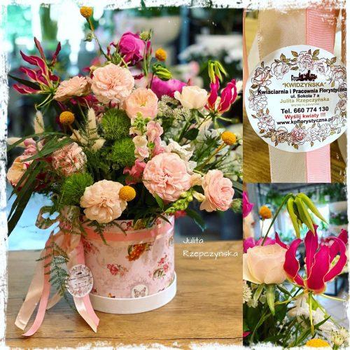 Box kwiatowy 7