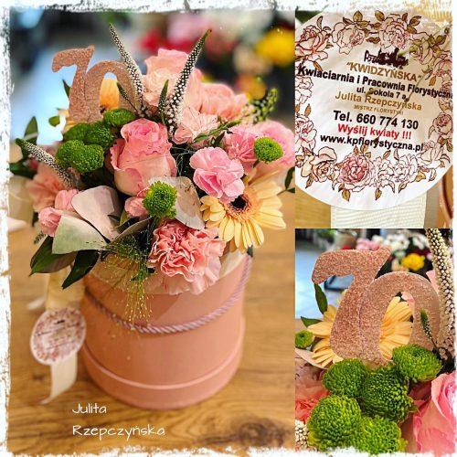 Box kwiatowy 9