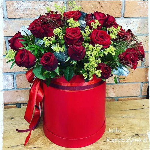 box z róż