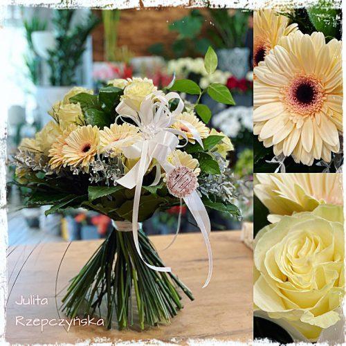 bukiet mieszanych kwiatów16