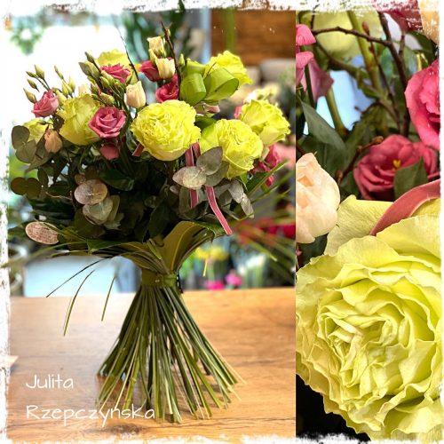 bukiet mieszanych kwiatów19