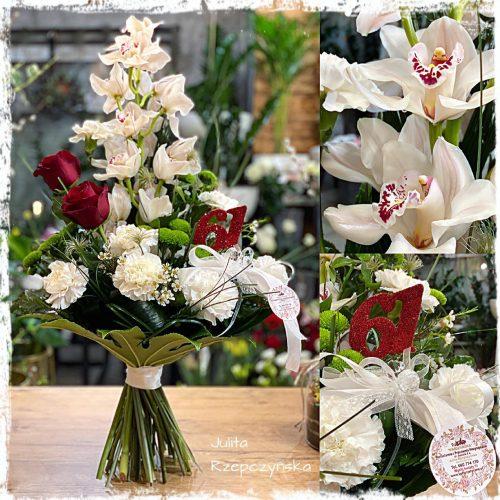 bukiet mieszanych kwiatów21
