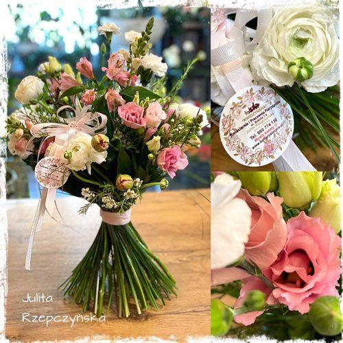 bukiet mieszanych kwiatów22