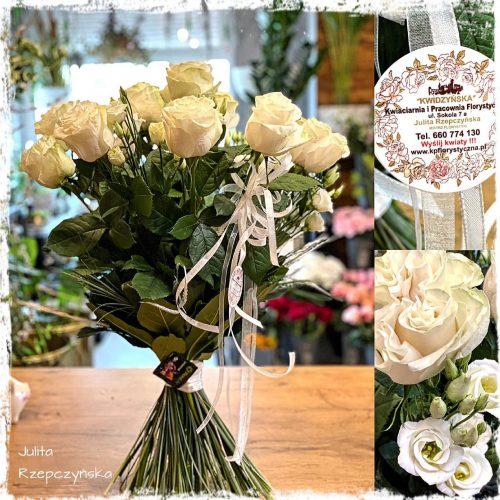 bukiet mieszanych kwiatów24