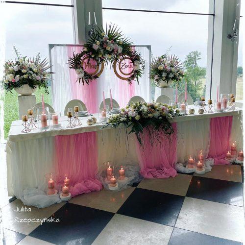 dekoracja sali 11