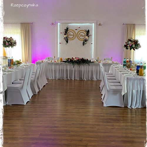 dekoracja sali 8