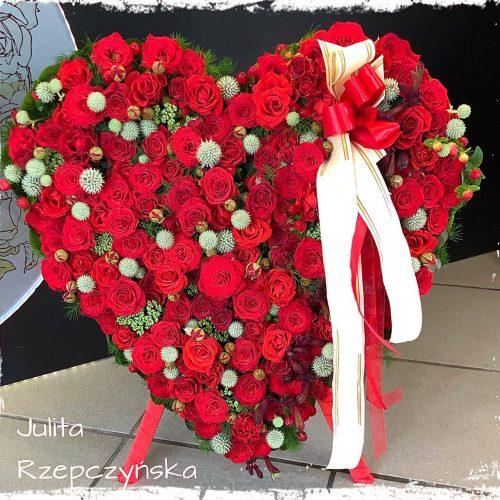 kompozycja funeralna serce3